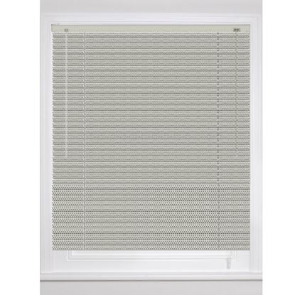 "Picture of 1"" Estate Mini Blinds - Perforated Colors"