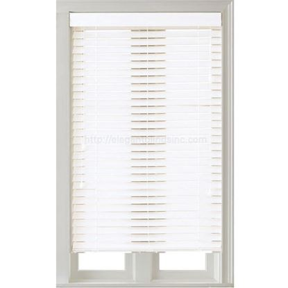"Picture of 2"" Economy Fauxwood Blinds"