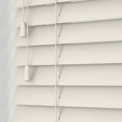 "Picture of 2 ½"" Fauxwood Blinds - Smooth"
